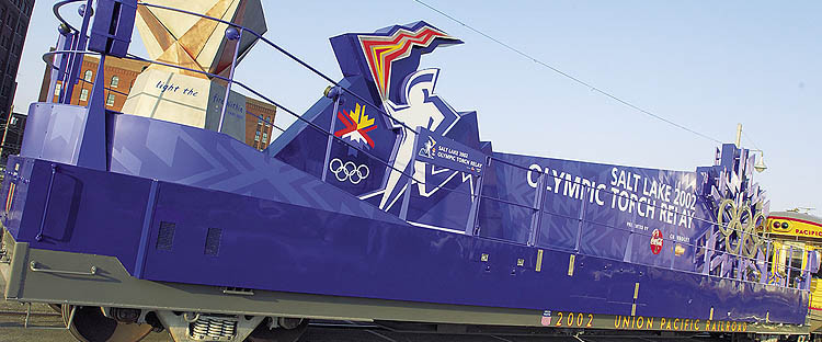 Olympic Locomotive